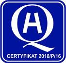 Otrzymaliśmy Certyfikat Akredytacyjny