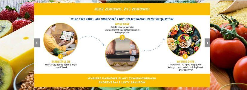 Jedz zdrowo, żyj zdrowo! Diety opracowane przez specjalistów...