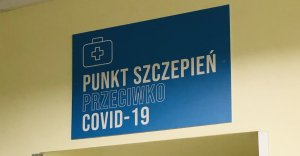 Punkt szczepień w Rybnie - statystyki 18 tydzień